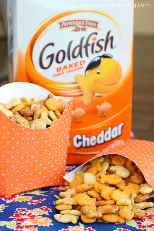 goldfish cracker mix