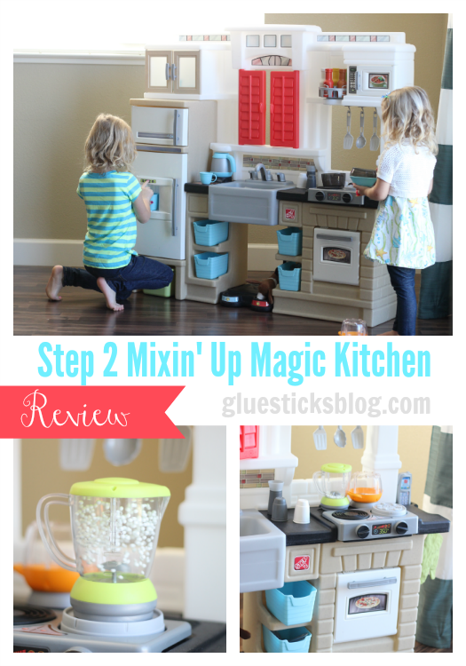 Step2 Mixin Up Magic Kitchen Review Gluesticks Blog
