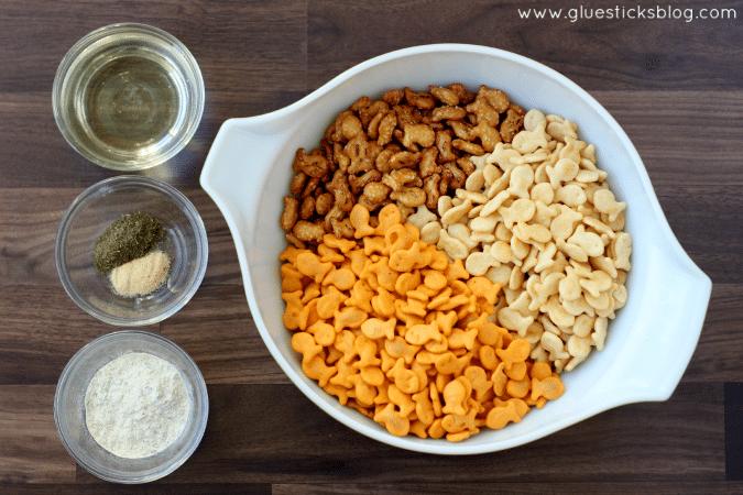 zesty goldfish