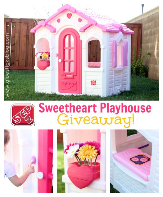 Step2 Sweetheart Playhouse