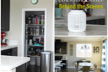 Controlling the Clutter: Behind the Scenes