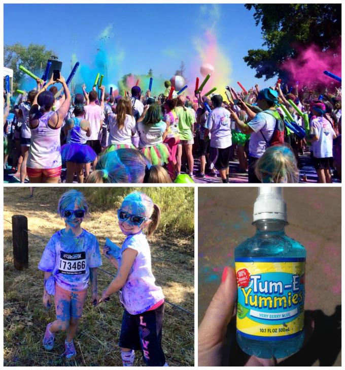 color vibe race