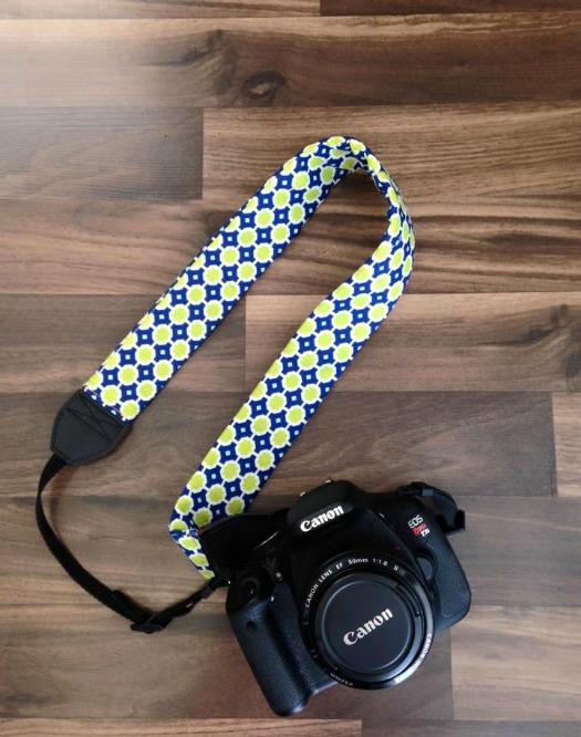 10 Minute Camera Strap Cover