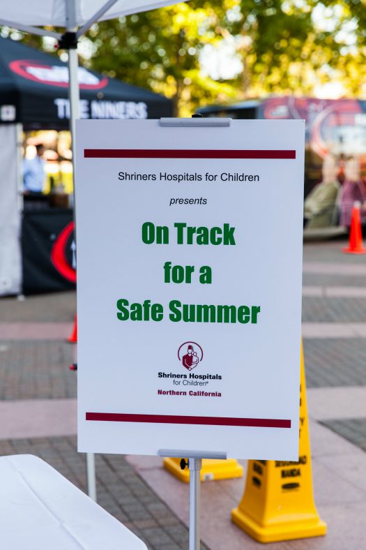 Shriners On Track Event