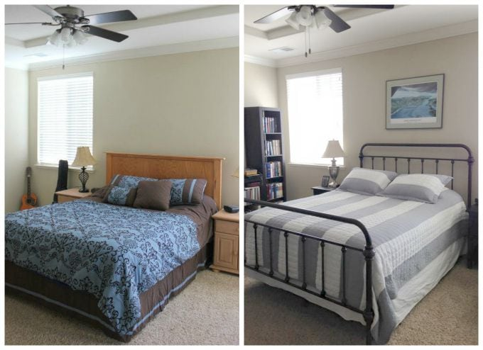 Master Bedroom Update