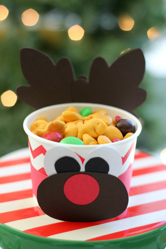 Rudolph Snack Cups2