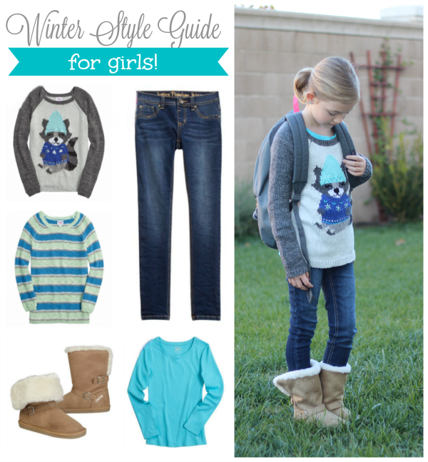 Winter Style Guide for Girls