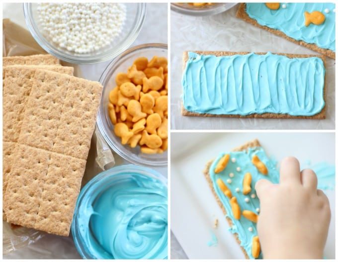 under the sea cracker activity