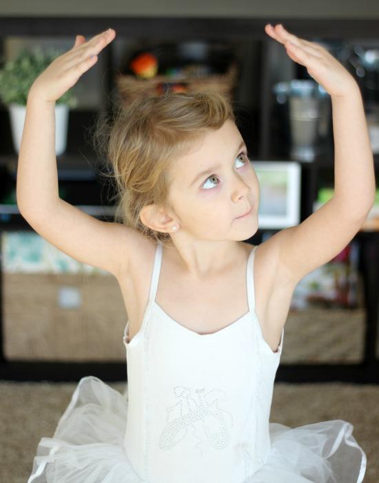 Tiny Dancer's Messenger Bag