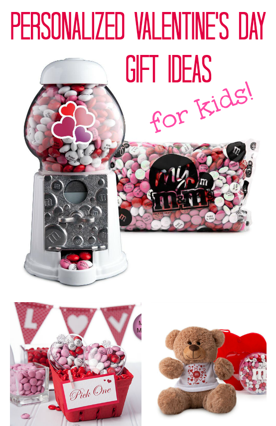 M&M gift ideas for kids