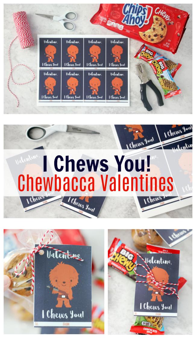 chewbacca valentines