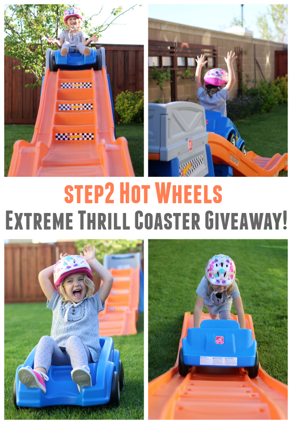 Step2 Hot Wheels Coaster Giveaway