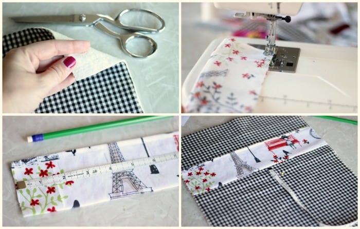 Fabric Art Caddy