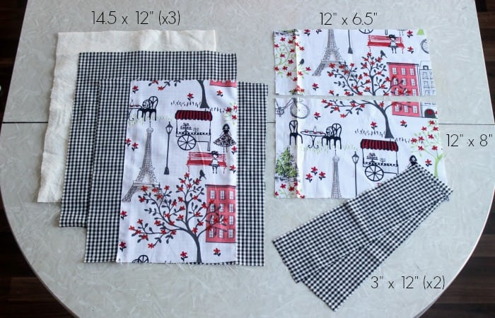 Fabric Art Caddy Tutorial