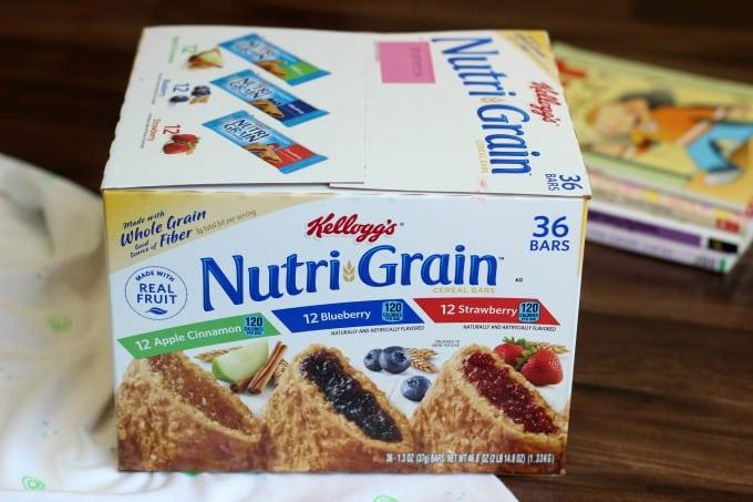 grain bars