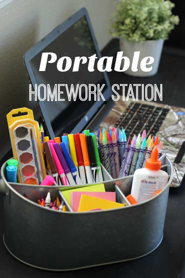 Portable Homework Station