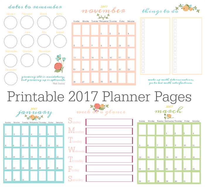Weekly Schedule Planner | task list templates