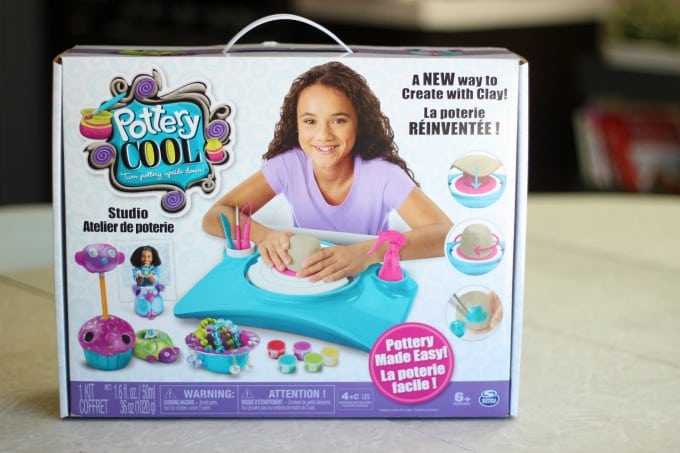 Pottery Cook Kit for gift ideas kids can make