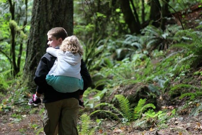 family hikes in portland oregon