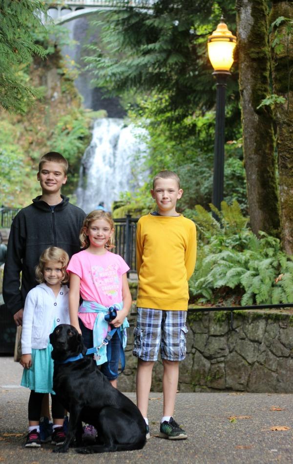 family friendly hikes in portland oregon