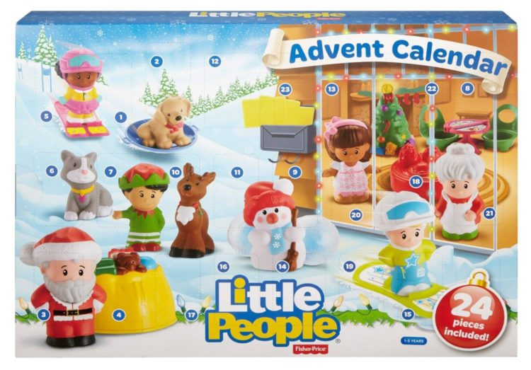 12 Advent Calendars for Kids!