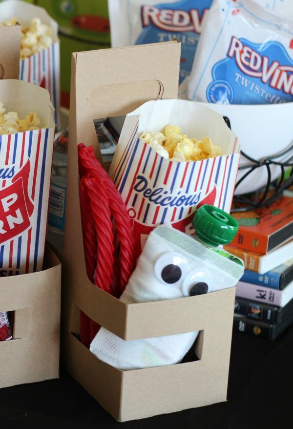 Movie Night Snack Packs
