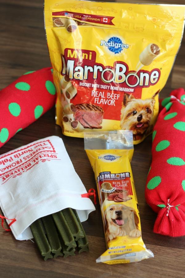 DIY Dog Crinkle Toy and Gift Basket