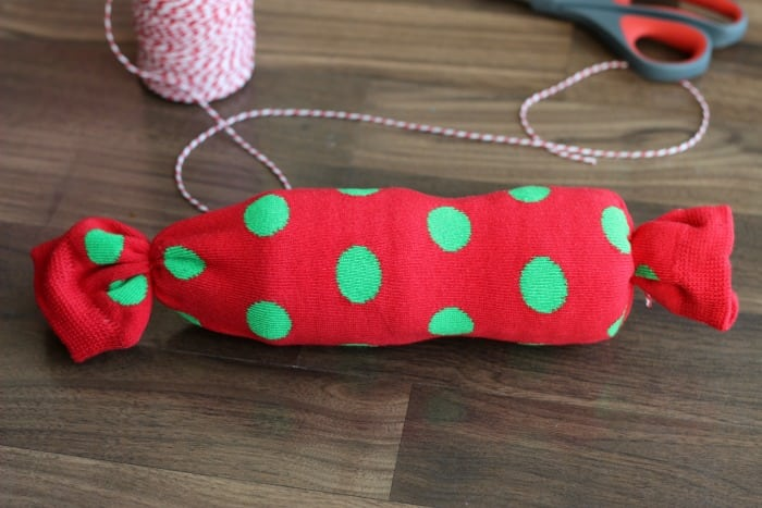 DIY Dog Crinkle Toy