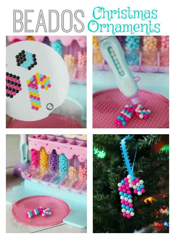 Beados Christmas Ornaments