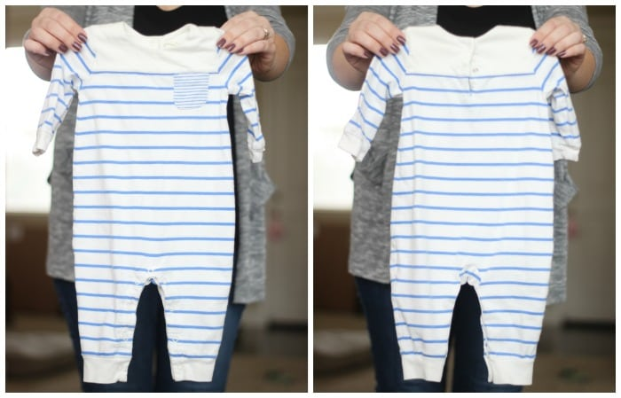 The easiest way to tackle baby stains in clothing! Treat several items at once, even set in stains! Works for blow outs and spit up stains. Also takes out the yellow spots in baby clothing that have been in storage.