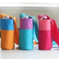 water bottle sewing tutorial
