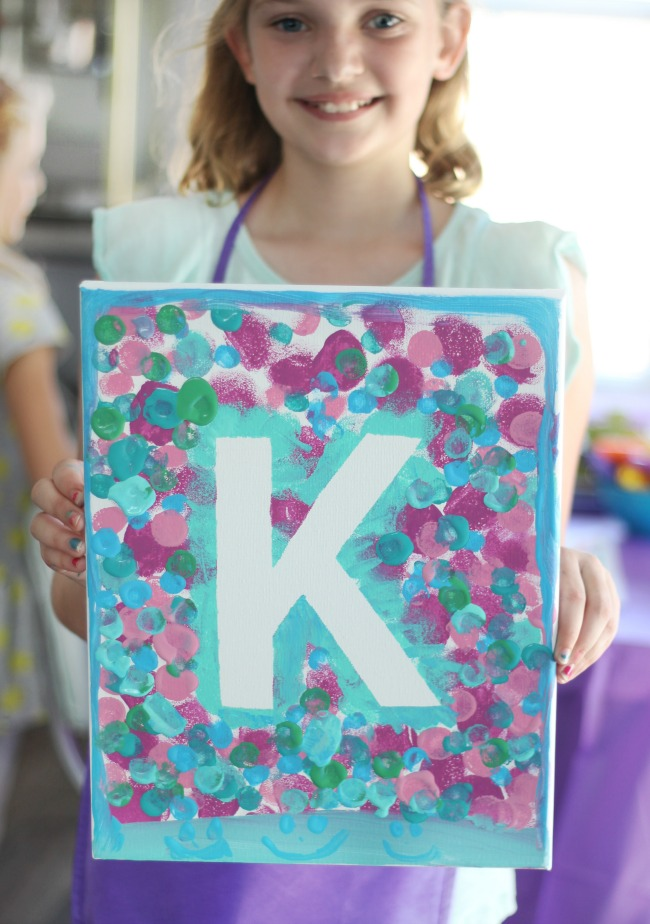 Painting Party For Kids A Fun And Creative Birthday Idea Gluesticks Blog