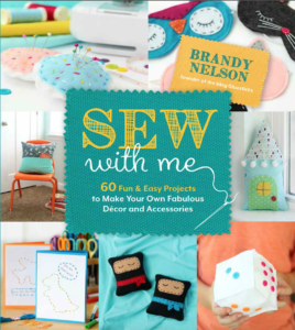 kids sewing book cover