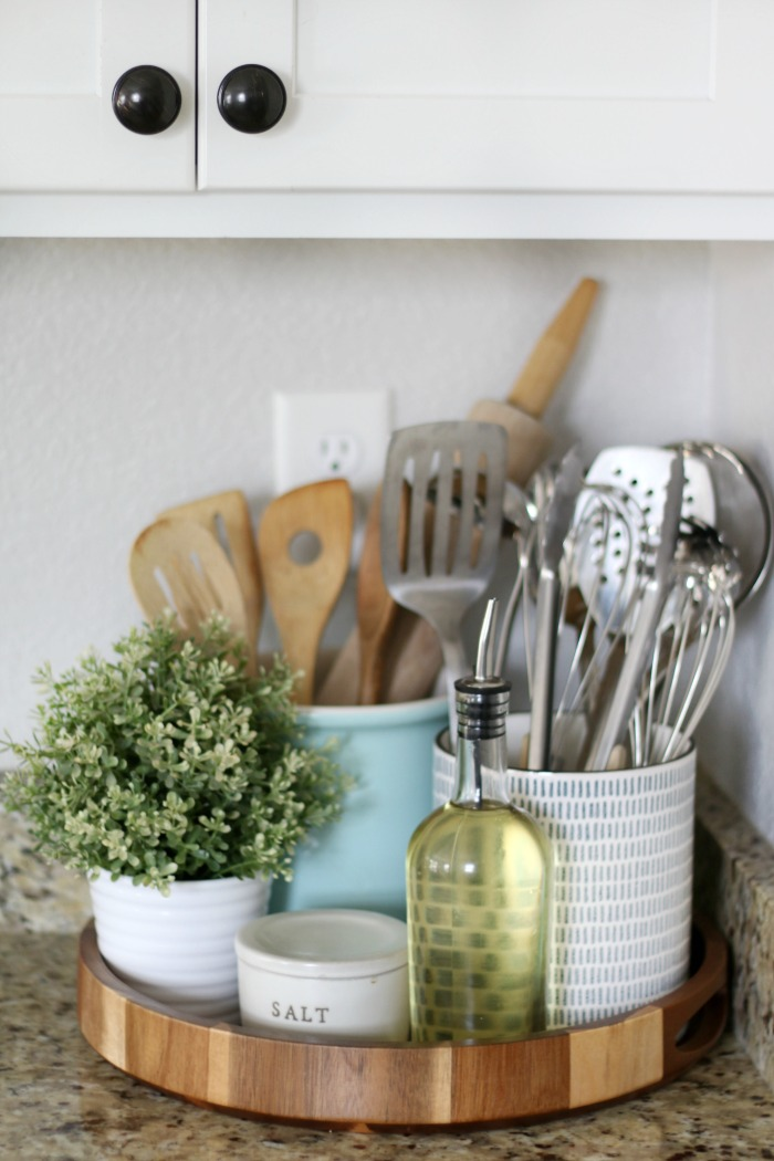 How To Style And Clean Kitchen Countertops Gluesticks Blog