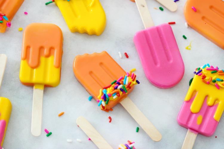 wilton popsicle lollipops kit
