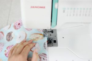 sew around all 4 sides