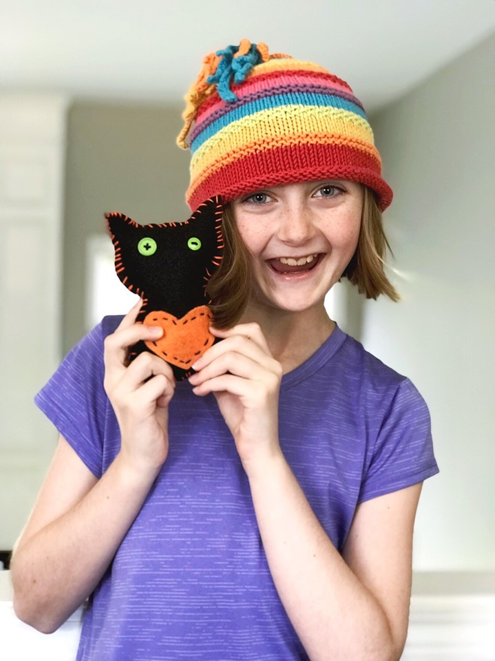 easy sewing project for kids