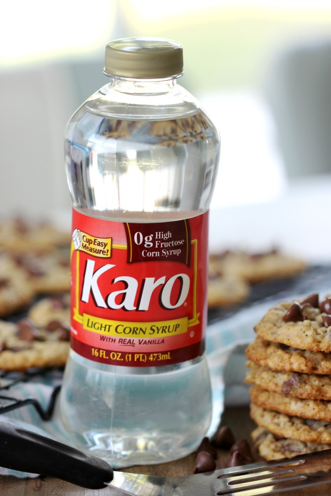 karo syrup for baking chewy cookies