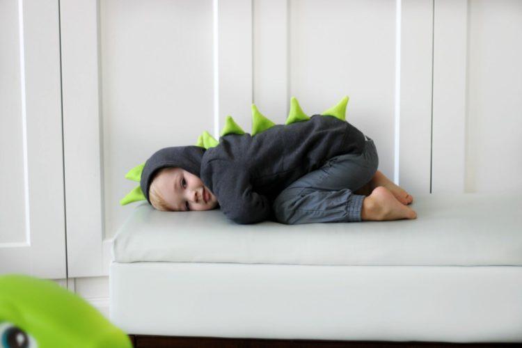 toddler dinosaur hoodie
