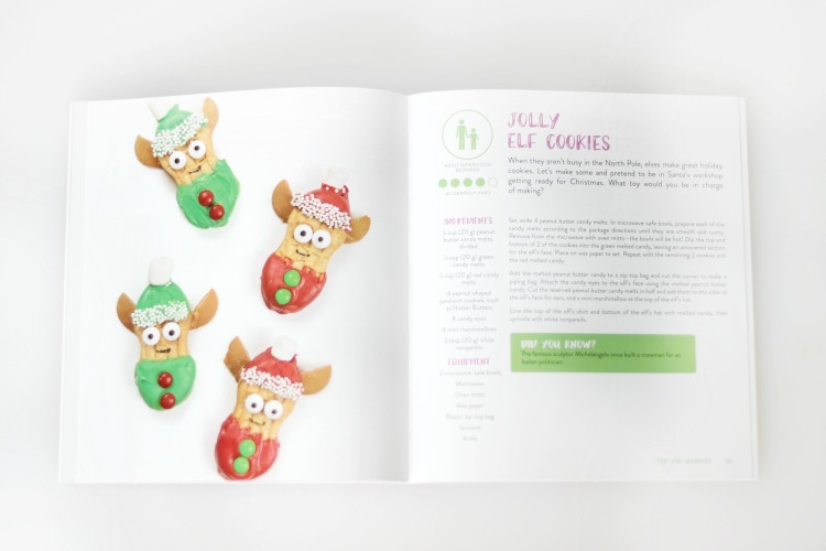 awesome edible crafts for kids book