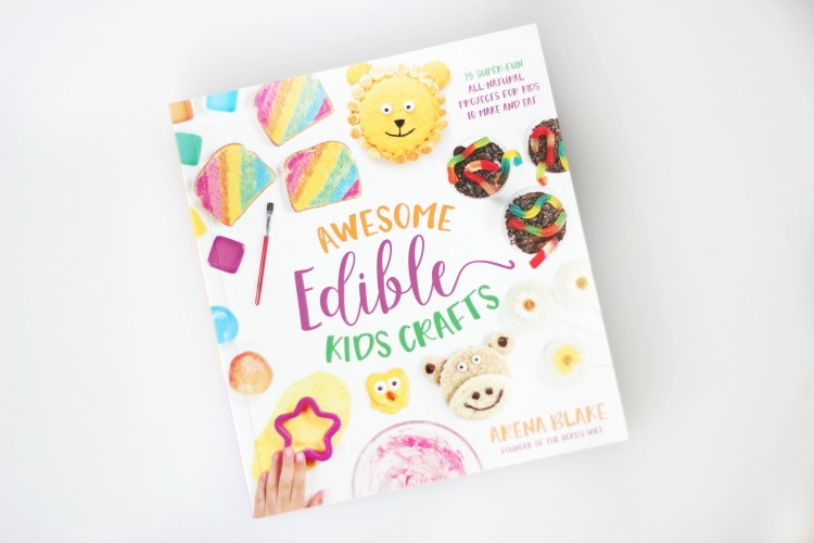 awesome edible kids crafts book
