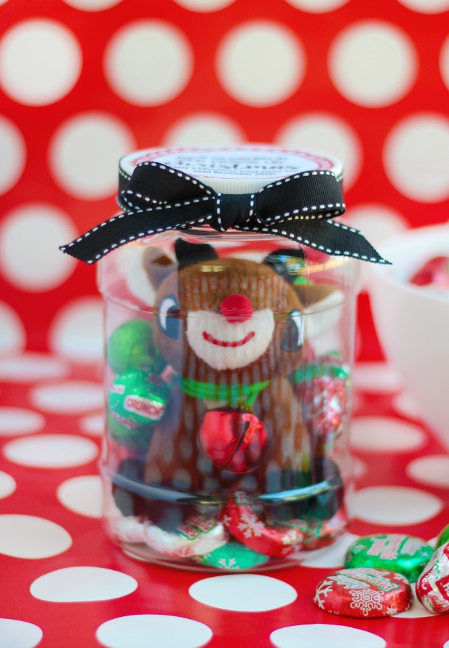 countdown to christmas jars