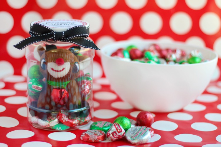 christmas advent jars for kids