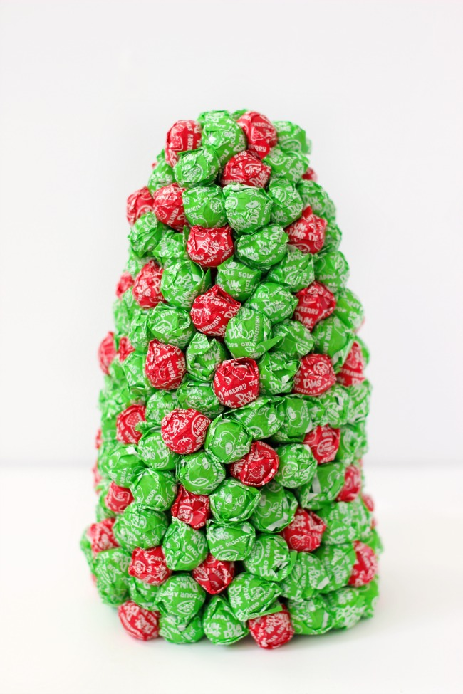 dum dum lollipop tree finished