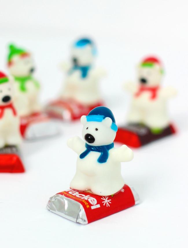 polar bear treats for classrooms