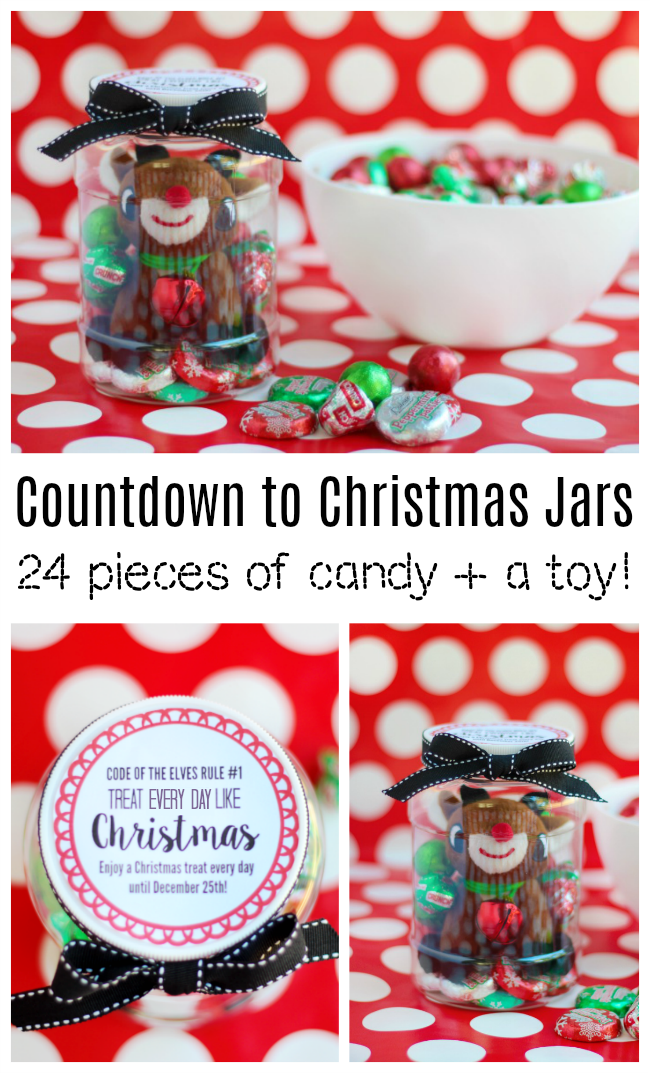 countdown to christmas jars for kids