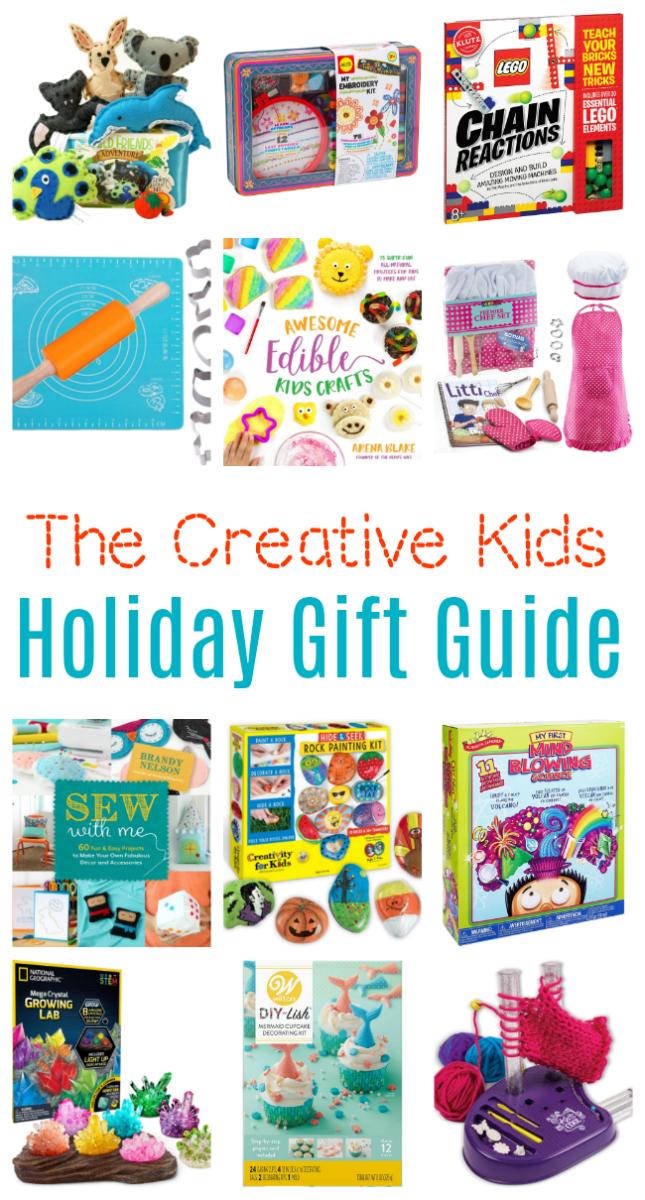 creative kids gift guide