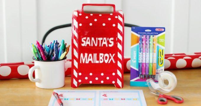 Free Printable Letter to Santa (2 Sizes!)