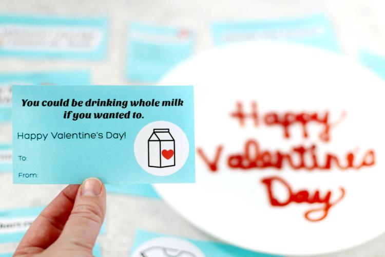 Napoleon dynamite milk quote valentine