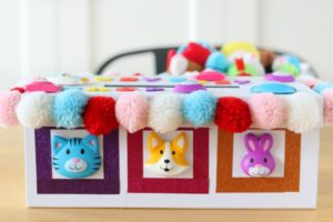 pet shop pom pom box